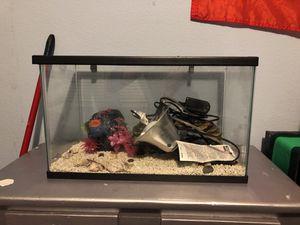 Fish tank for sale for Sale in Dallas, TX