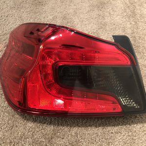 2015-2018 Subaru WRX STI OEM Tail Lights (Smoked Overlays) for Sale in Riverside, CA