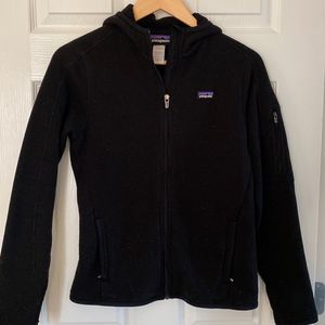 Patagonia Full Zip Better Sweater With Hood for Sale in Huntley, IL
