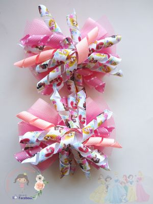Princess hair bows for Sale in Phoenix, AZ