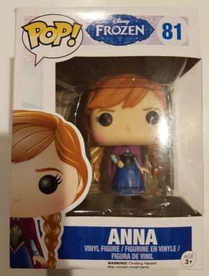 Funko Pop Disney's Frozen Anna for Sale in Greenbrier, AR