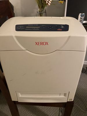 Xerox Phaser 6180 Multifunctional Color Laser Printer for Sale in Dublin, OH