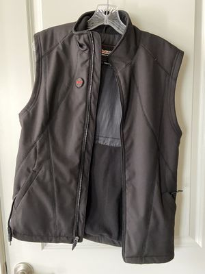 Noblis Battery Operated heated motorcycle vest, woman's small for Sale in Herndon, VA