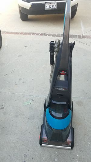 Bissell Deepclean proheat 2X professional vacuam for Sale in Hawthorne, CA