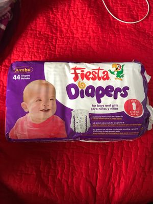 Diapers size 1 for Sale in Los Angeles, CA