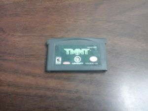 Gameboy Advance TMNT Teenage Mutant Ninja Turtles for Sale in Charlotte, NC