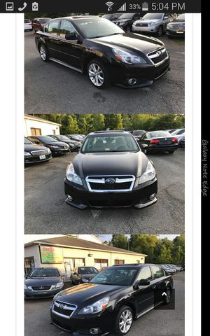2013 Subaru Legacy Limited Awd, clean title, low mileage for Sale in Manassas Park, VA