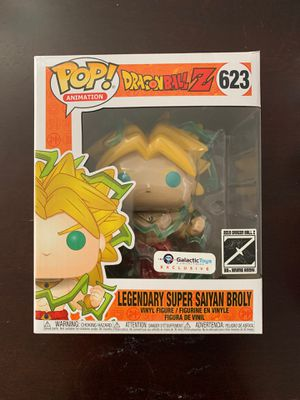 Funko pop! 6 inch Broly exclusive for Sale in Seattle, WA