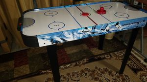 Electronic Sport craft Air Hockey indoor game almost new for Sale in Boyds, MD