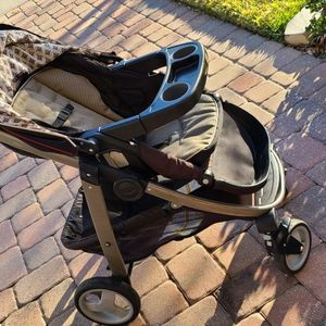 Graco Stroller SET!! And Car Seat Click Connect Set With 2 Bases !Great Condition for Sale in Ocoee, FL