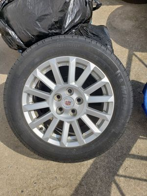 2012 Cadillac CTS Original Wheels and Tires. Set of 4. for Sale in Silver Spring, MD