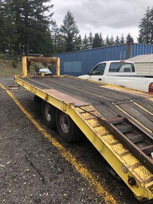 Gooseneck trailer for Sale in Camas, WA