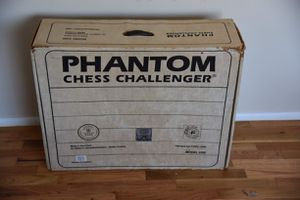 Phantom Chess Challenger Model 6100 for Sale in Seattle, WA