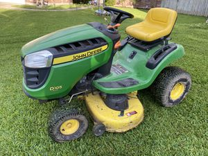 Jhon Deere Tractor for Sale in Conroe, TX