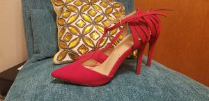 Dream Pairs Red Heels for Sale in Portland, OR
