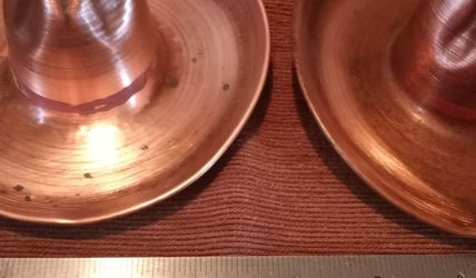 Antique Copper Cowboy Hat Ashtrays for Sale in Mount Clare,  WV
