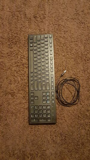 Computer Keyboard (Like new) Dell for Sale in Seattle, WA