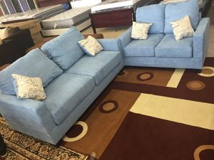 Sofa and love seat for Sale in Manassas, VA