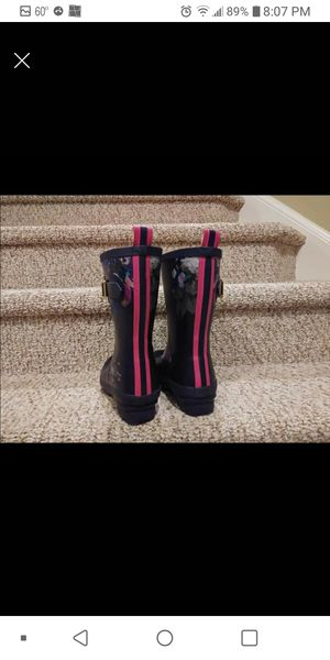 New Women's Size 5 Joules Rain Boots [Retail $72.95] for Sale in Woodbridge, VA
