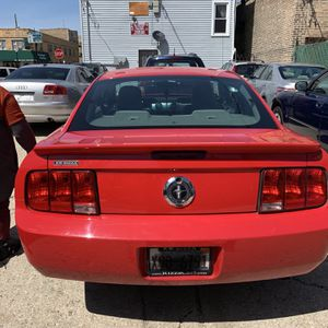 Ford Mustang 2008, Red, Clean Title, 126,000 Miles for Sale in Chicago, IL