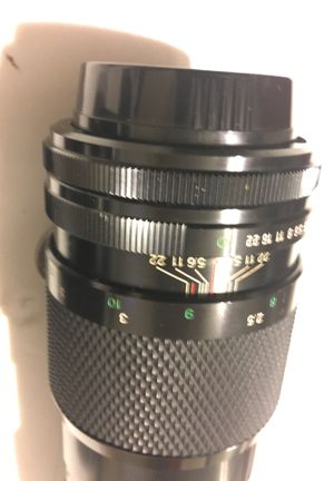 35 mm lenses, for a 35 mm camera (Canon) for Sale in Pico Rivera, CA