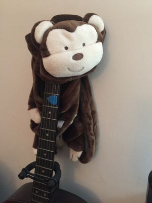 Kids Monkey backpack stuffed animal monkey for Sale in Boynton Beach, FL