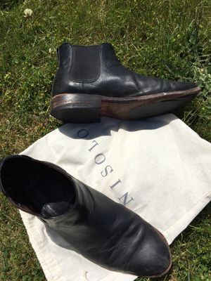 Nisolo Black Boots, sz 10 for Sale in Tacoma, WA