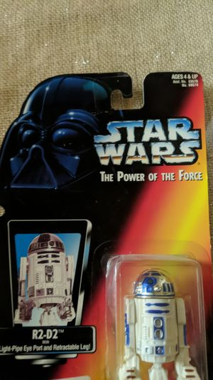 Kenner Star Wars The Power of the Force: R2-D2 Action Figure NIB for Sale in Visalia, CA
