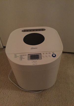Oster Bread Maker for Sale in Arlington, VA