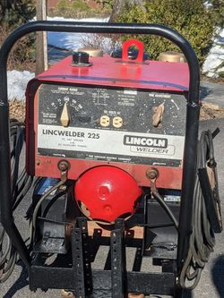 Lincoln 225 Portable Generator Welder for Sale in Norwood,  NJ