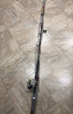 PENN SEA WATER FISHING COMPLETE REEL AND POLE BRAND NEW NEVER USED ITEM for Sale in West Covina, CA
