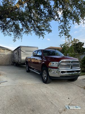 Truck and camper for Sale in Humble, TX