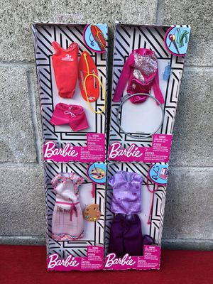 Barbie clothes and accessories for Sale in South Gate, CA