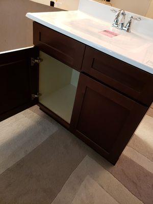 New vanity 36 in. for Sale in Creve Coeur, MO