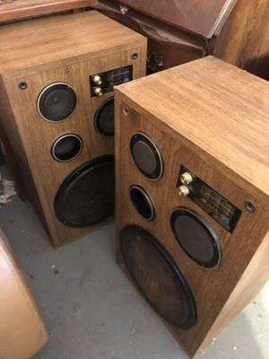 Vintage Home Theatre Speakers for Sale in Covina, CA