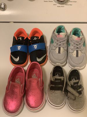 Kid shoes for Sale in Fort Belvoir, VA