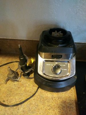 Ninja Blender Base with blades for Sale in Puyallup, WA