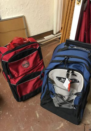 Travel bags with wheels for Sale in Falls Church, VA