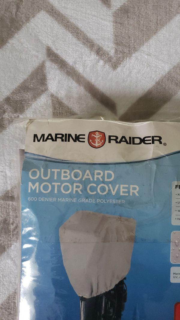 New Marine Raider outboard motor cover 600 denier model 3