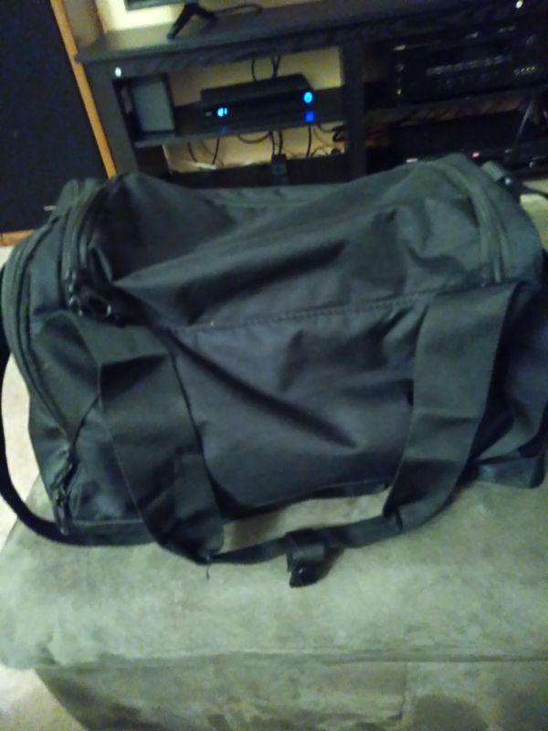 Black Nike sports Bag