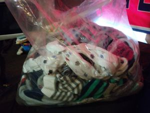 Pamperes y ropa de newborn baby for Sale in Boston, MA