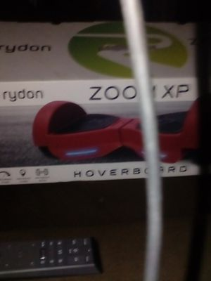 Hoverboard with lights brand new for Sale in Merced, CA