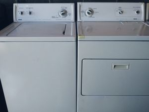 Kenmore washers and dryers for sale with warranty for Sale in Fresno, CA