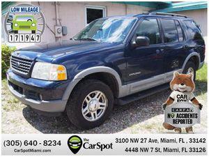 2002 Ford Explorer for Sale in Miami, FL