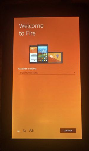 Amazon Fire Tablet for Sale in Covina, CA