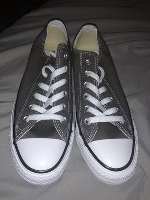 Brand new grey Converse for Sale in Takoma Park, MD