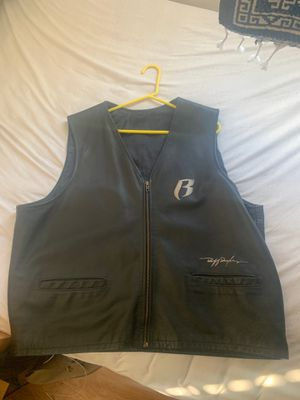 XL Motorcycle Vest for Sale in Long Beach, CA