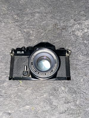 Chinon 35mm SLR Film Camera with 50mm F2.8 Lens for Sale in Overland, MO