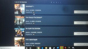 PlayStation account over 30 games and dlc for Sale in Los Angeles, CA