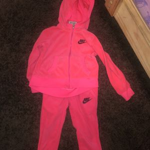 Girl Pink Nike Tracksuit for Sale in Long Beach, CA